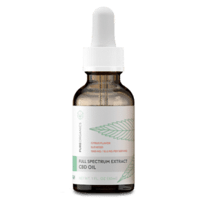 natural flavor cbd oil